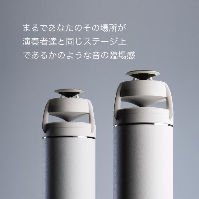 ハイレゾ対応無指向性スピーカー TS1000F